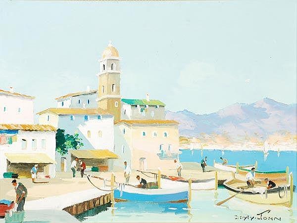 δ Cecil Rochfort D'Oyly John (1906-1993), A