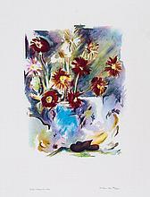 Richard Hamilton (1922-2011) - Flower-Piece Progressives (L.92a-g)