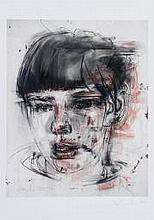 Jenny Saville (b.1970) - Red Stare
