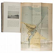 Suez Canal.- Charles-Roux (J.) - L'Isthme et le Canal de Suez,