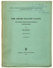 Hultén (Eric) - The Amphi-Atlantic Plants...,