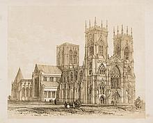 Yorkshire.- Prout (J.S.) - Antiquities of York,