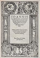 Solinus (Caius Julius) - In C. Julii Solini Polyistora enarrationes,