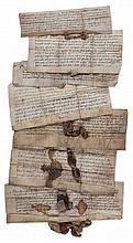 Burton-on-Trent.- - Charter, grant by Robert Birtenyll of Loughtteburgh [Loughborough]...