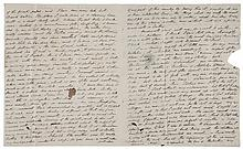Wordsworth, Southey & Arnold.- - Coleridge Autograph Letter to John May, 4pp. with address panel, sm