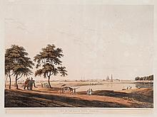 India.- Colebrooke (Lieutenant Robert Hyde) - [Twelve Views of Places in the Kingdom of Mysore, the Country of the Tippoo Sultan,]