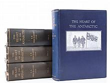 Shackleton (Ernest H.) - The Heart of the Antarctic,