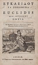 Euclid. - [Opera],