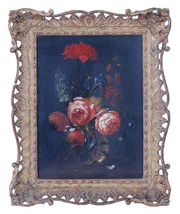 Attributed to Pieter Casteels III (1684-1749)