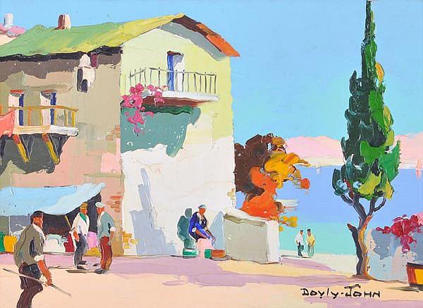 δ Cecil Rochfort D'Oyly John (1906-1993).