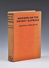 Christie (Agatha) - Murder on the Orient Express,