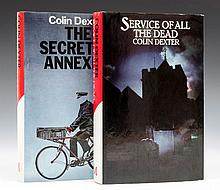 Dexter (Colin) - Service of all the Dead,