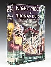 Burke (Thomas) - Night-Pieces. Eighteen Tales...,