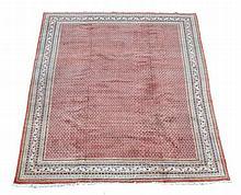 A Sarouk carpet , aprroximately 373 x 272cm