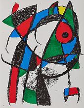 Joan Miró (1893-1983) - Litografo II (M.1037)