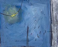 Anthony Benjamin (1931-2002) - Untitled, c.1958-1960
