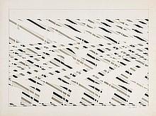 John Plumb (1927-2008) untitled (geometric