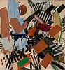 John Copnall (b.1928) Untitled, 1985 acrylic,
