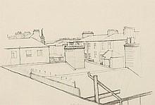 Ruskin Spear (1911-1990) Untitled graphite on