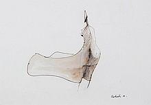 Lynn Chadwick (1914-2003) Figure in the Wind, 1980