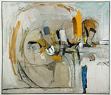 Robert Medley (1905-1994) Ear of Apollo oil on