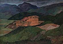 Reginald Brill (1902-1974) Untitled (landscape)