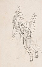 Eric Gill (1882-1940) Untitled (design for Golden