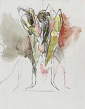 Graham Sutherland (1903-1980) Untitled (Five tree