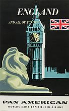 ANONYMOUS - ENGLAND Pan Am