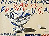 ARROYO, Eduardo - DAVIS CUP, 1982