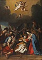 Flemish School (17th century) The Adoration of the