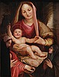 Tuscan School (16th century) The Madonna and Child