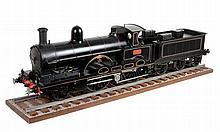 An exhibition award winning 5 inch gauge model of a London North Western...