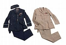 Uniforms : Royal Air Force officer's No. 1 tunic with trousers for Air...