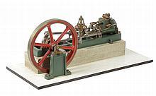 A well engineered model of a Stuart Turner 'Victoria