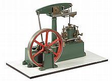 A well engineered model of a Stuart Turner beam engine