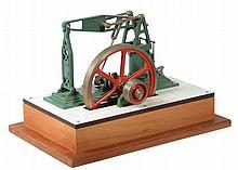 A well engineered Stuart Turner Grass-hopper model beam engine