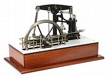 A well engineered model of a Clarkson beam engine