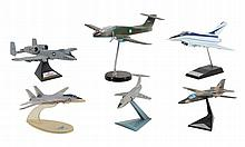 Aircraft models : a collection of desk-top static models