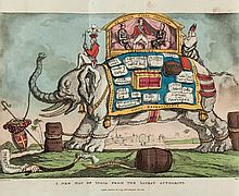 India.- Rowlandson (Thomas).- [Combe (William)] -