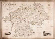 Westmorland.- Hodgson (Thomas) - Plan of the