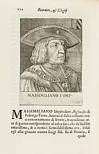 Roscio (Giulio), et al. - Ritratti et Elogii di