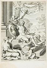 Rapin (Rene) - Hortorum Libri iv, cum Disputatione