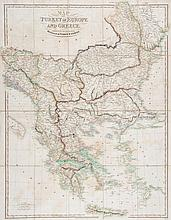 Turkey.- Smith (C.) - Map of Turkey in Europe and