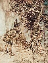Rackham (Arthur).- Shakespeare (William) - A