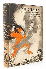 Rackham (Arthur).- - Poe (Edgar Allen) Tales of Mystetry and Imagination,