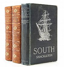 Polar.- Shackleton -  South: the Story of Shackleton's Last Expedition 1914-1917