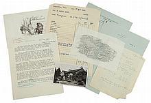 Potter (Beatrix).- Linder (Leslie) - Typed letter signed, to Cyril W. Stephens, Frederick Warne & Co.Ltd.,