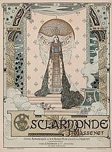 GORGUET, Auguste-Francois (1862-1927) - ESCLARMONDE