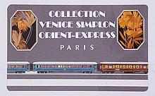 FIX-MASSEAU, Pierre  (1905-1994) - COLLECTION VENICE SIMPLON ORIENT-EXPRESS, PARIS